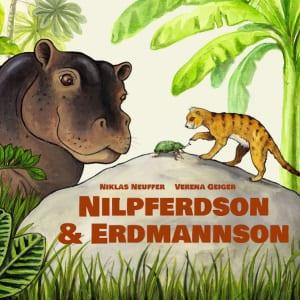 """""""Nilpferdson und Erdmannson"""" – Das Buch"""