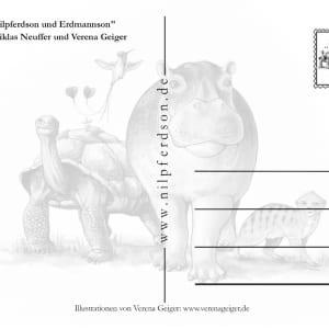 Erdmannson Postkarte